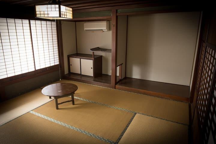 Little Kyoto Shizuoka, Traditional Japanese room
