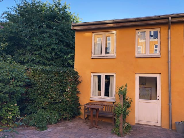 Charming guesthouse in the heart of Aarhus