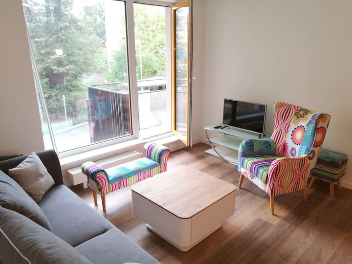 beIN Brno apartments