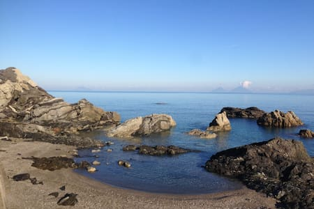 Central flat - nearby the sea - Capo d'Orlando