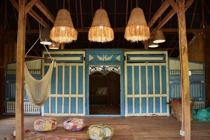 Antique Farm Stay @Bon Jungle Coffee Village!
