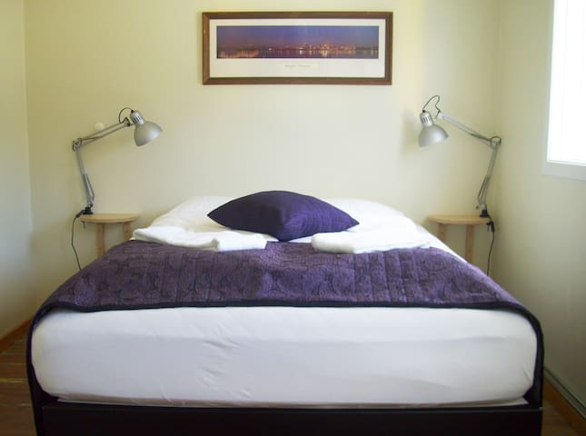 Double Room With Private Bathroom with Nice Atmosphere
