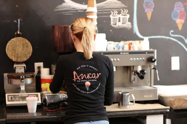 Azucar Tropical Fruit Artisanal ice Cream