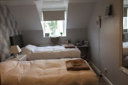 Twin room, superb location - Skipton - Bed & Breakfast