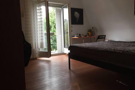 Zwei Zimmer in grossem Haus - Schlieren - Haus