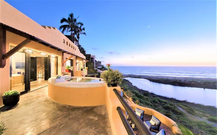 Unique 4 BR Luxury Villa, breath taking views!