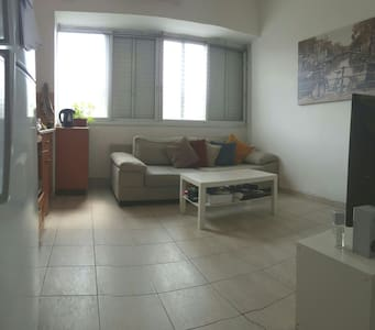 Lovely Double Rooms In Central TLV - 特拉維夫-雅法