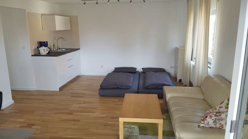Spacious apartment at the boundary of Schwabach - Schwabach - Huoneisto
