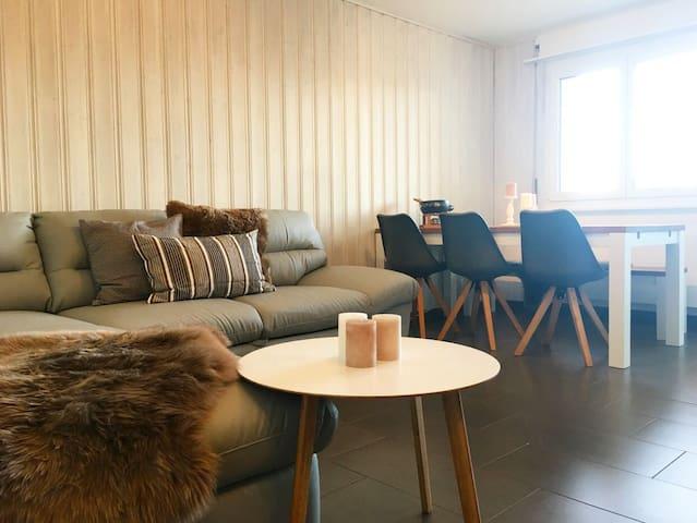 L'appartement du bonheur - Crans-Montana - Leilighet