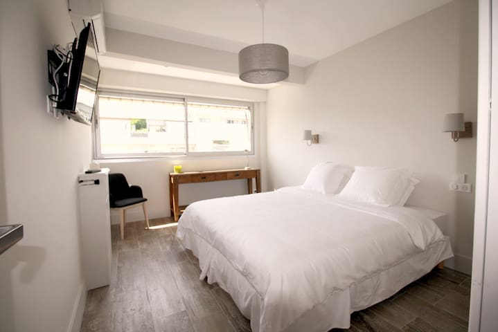2 rooms cosy flat city center