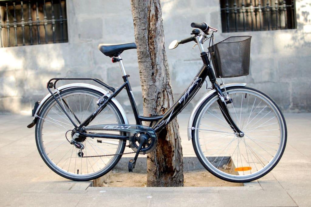 Bicicleta (GRATIS)