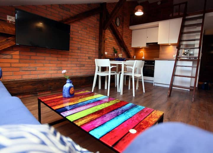 Cracow Loft Apartment Old Town