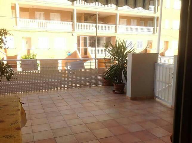 Apartamento playa Moncofa - El Grau de Moncofa