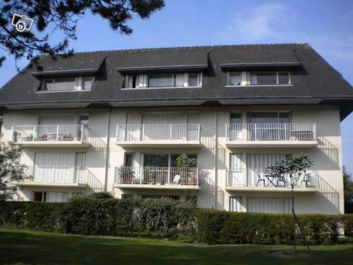 Cabourg F2 - 34m2 WIFI Residence Saint Michel