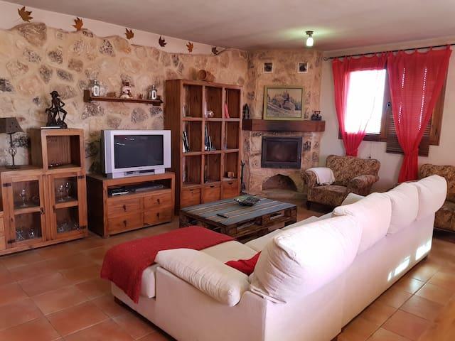 Casa La Alameda