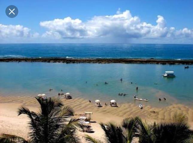Litoral Sul de Alagoas Barra de São Miguel Praia