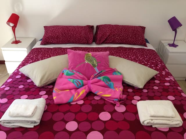 Corte Briani - Courtyard Room - Aircon&Laundry