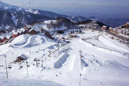 Appartamento fronte piste sci. - Prato Nevoso