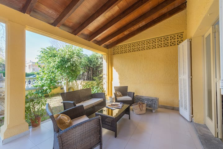 BENVINGUTS - Chalet for 8 people in Port d'Alcudia.