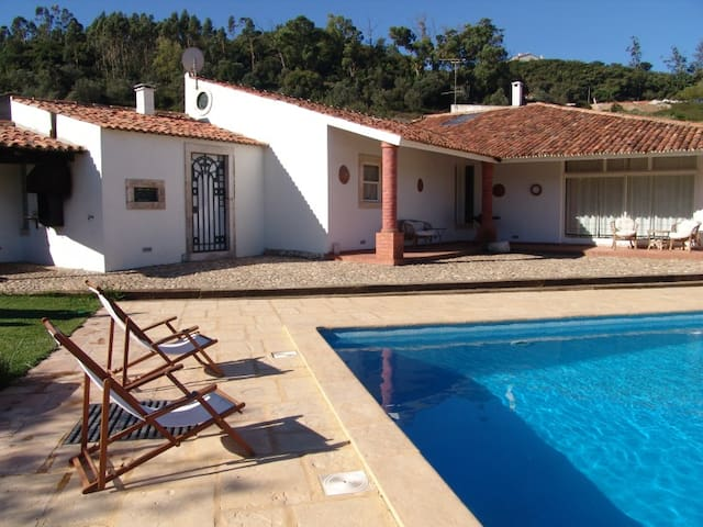 HOLIDAY RENTAL VILLA WITH POOL RIO MAIOR PORTUGAL