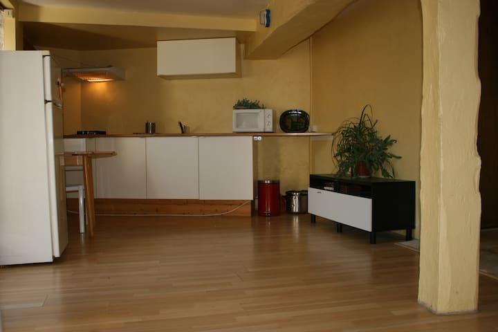 Studio indépendant - Verteuil-d'Agenais - Flat