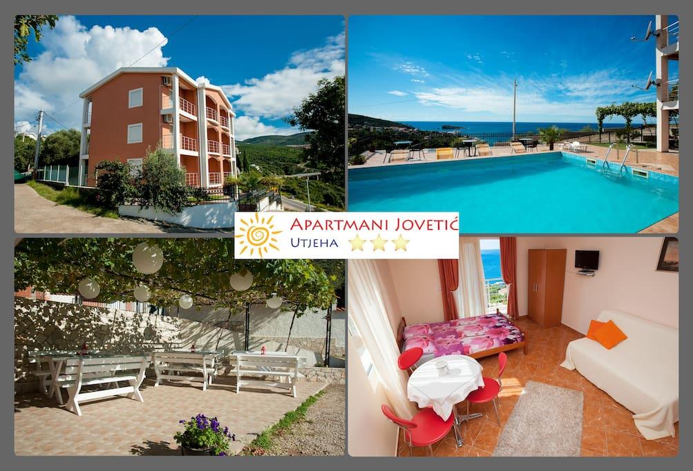 Apartmani Jovetić