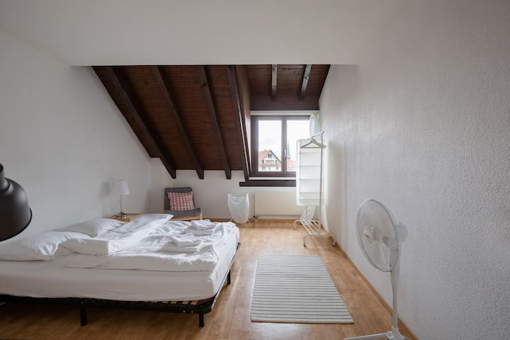 *FAMILY PRICES* / *19 MINUTES FROM ZURICH* / 15MINUTES FROM AIRPORT / COSY SWISSNESS APARTMENT /APT5