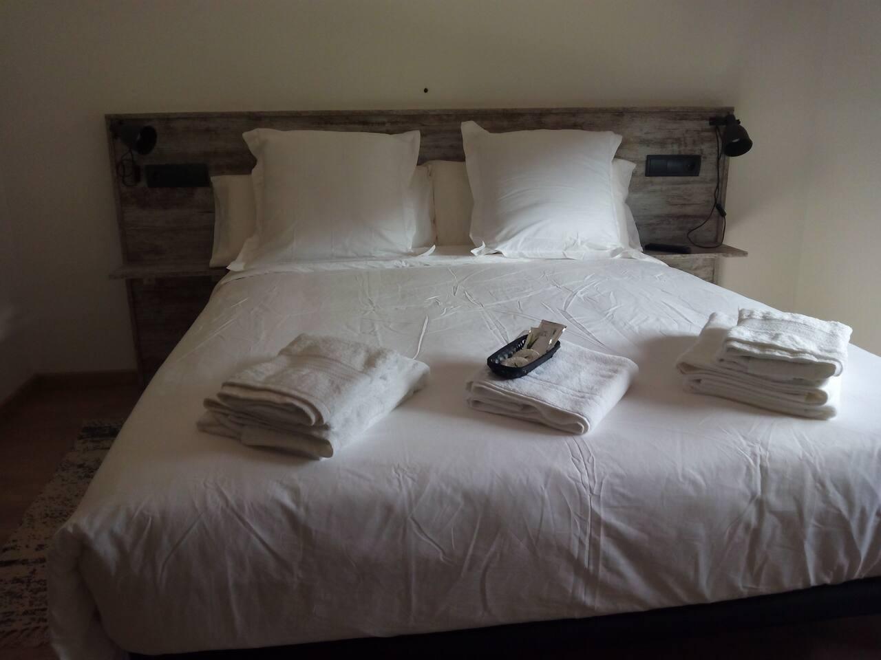 Habitaciones recién reformadas, listas para dar el máximo confort