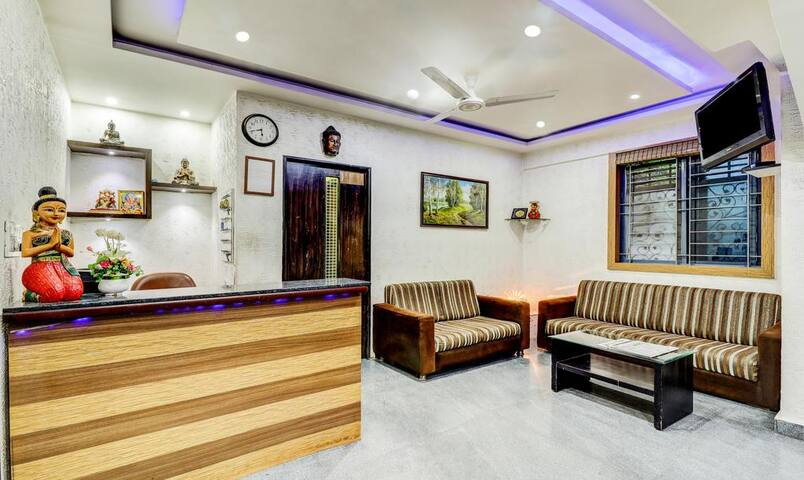 Family Guest room, ACES Layout, Brookfield, B'lore