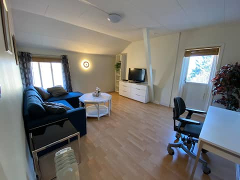 Appartment with lakeveiw and close to forrest