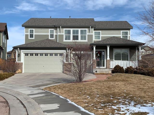 North Colorado Springs family home