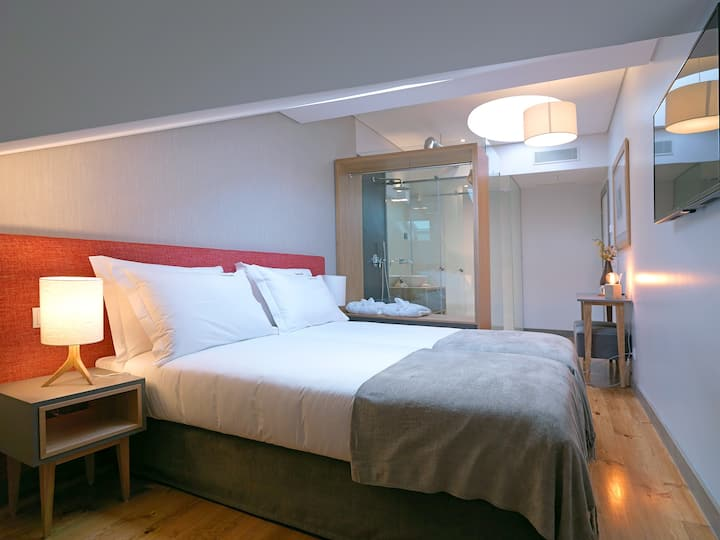 Santa Catarina PS - Twin Room