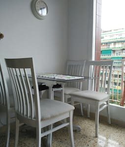 Lovely Bedroom Near City Center and Metro - Barcelona