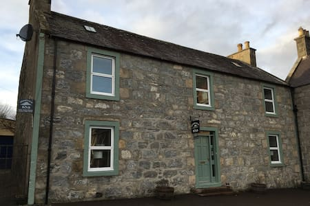 Morven is in the middle of Dufftown - Dufftown - Bed & Breakfast
