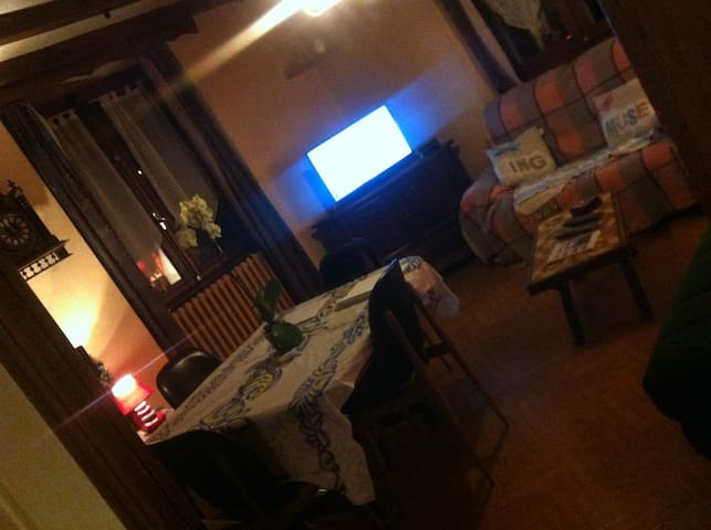 Logement rustique - Sallanches - Appartement