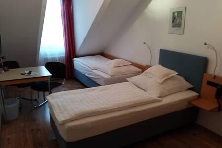 Hotel Bairischer Hof (Marktredwitz), Standard-Einzelzimmer