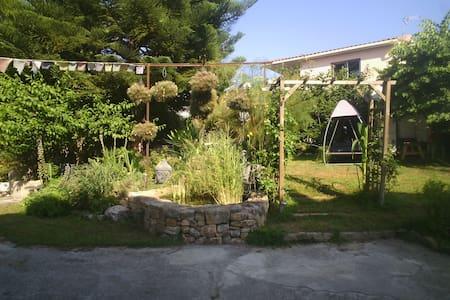 Chambre et petit déjeuner inclus chez l'habitant - Vallauris - Casa