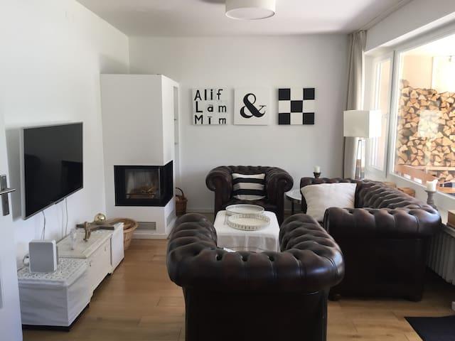 Familienfreundliches Haus in Bonn