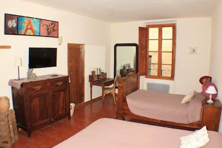 Chambres a louer L'escalo - Moustiers-Sainte-Marie