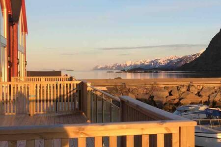 Rorbu Ballstad, Fishermans Cabin Ostad