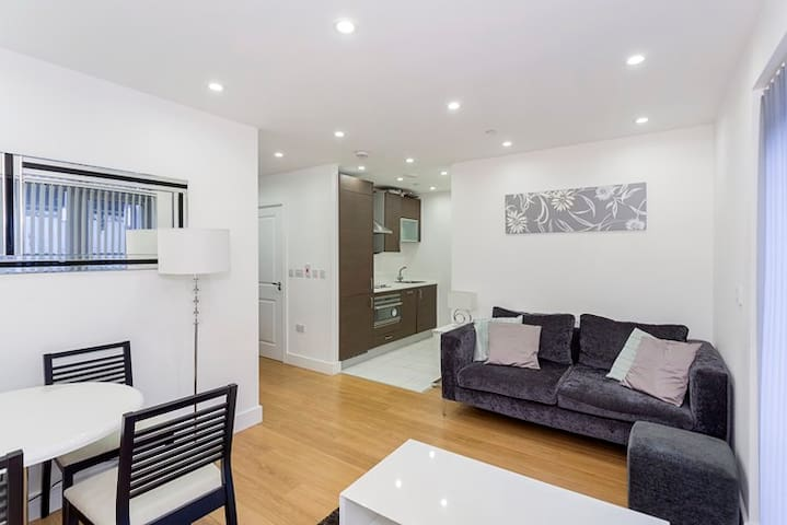 COSY CENTRAL LONDON APARTMENT WITH GYM - Lontoo