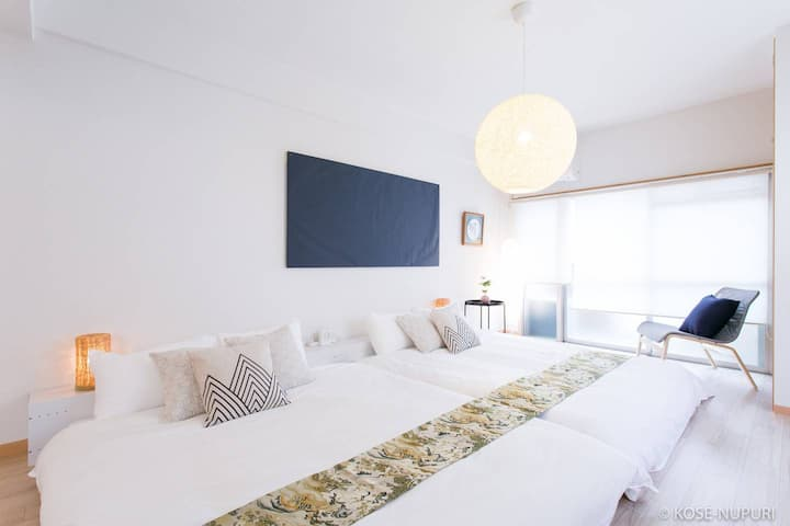 2 BR apartment - 3 mins to the PeacePark 502