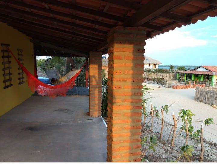 Casa na Praia do Macapá em Parnaíba Piauí
