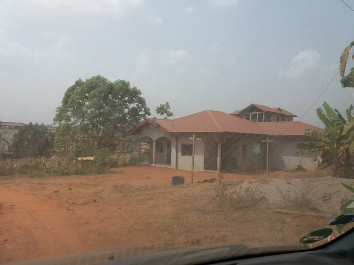 Chambre disponible pour étrangers au Cameroun