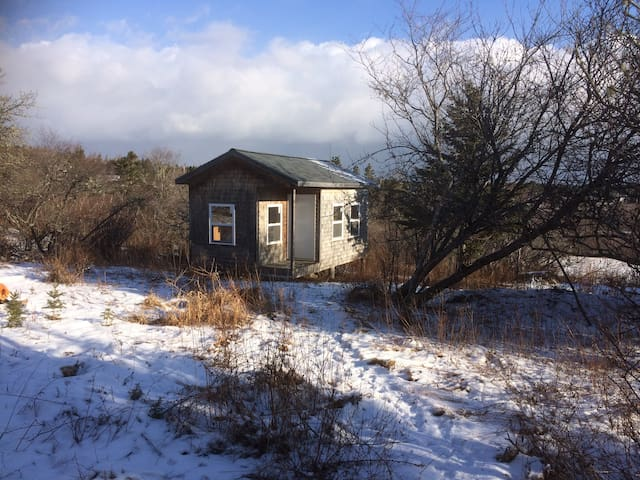 Bedroom AND Bunkie - Bell's Cove - fits 6 people - LaHave - Huis