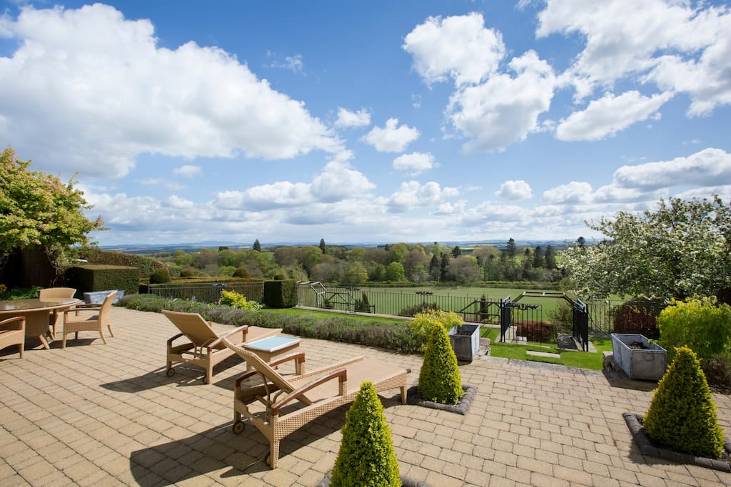 Bed And Breakfast Melrose Scottish Borders