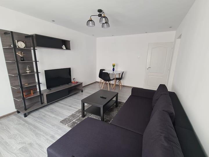 Spy Apartment