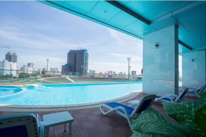 Olympia City one  Bedroom