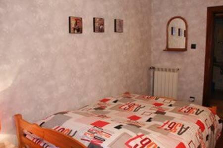 Chambre mandarine-Maison du Schaudi - Metzeresche