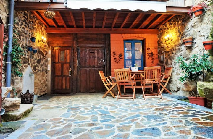 La Alquitara, casa rural típica en Los Arribes
